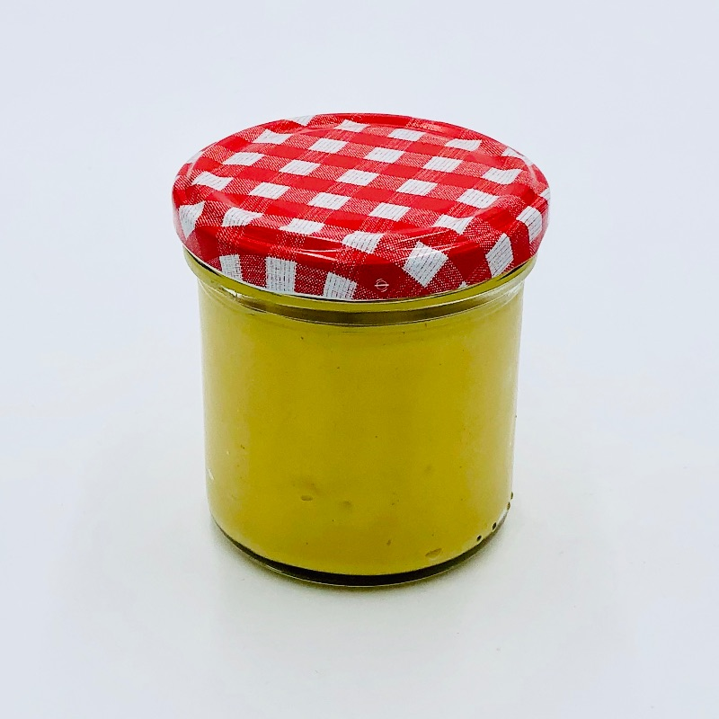 French Dressing / homemade dressing with mustard, lemon, honey and olive oil (120g)